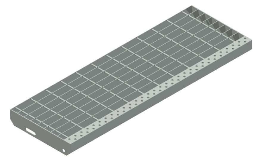 Metallastmetega-sirge-trepp-aste