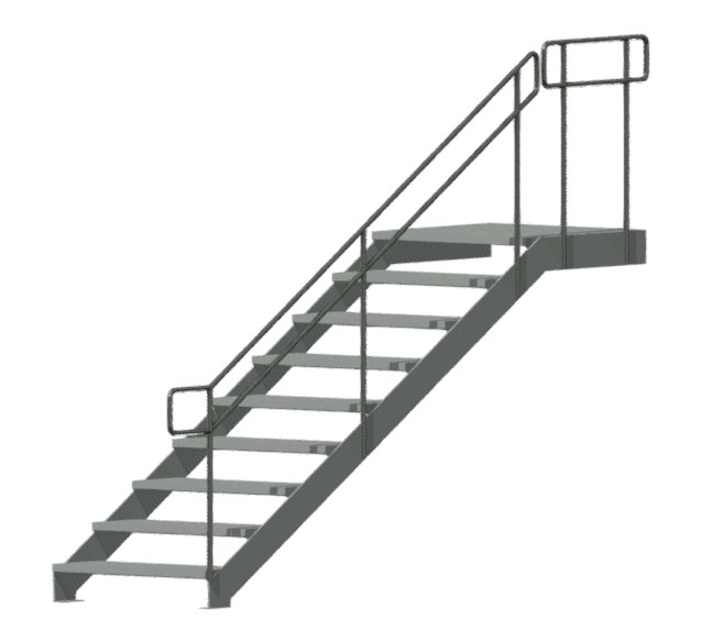 Stairman-metalltrepid-Evakuatsiooni-–-ja-tööstuslikud-trepid-Postidega-käsipuu