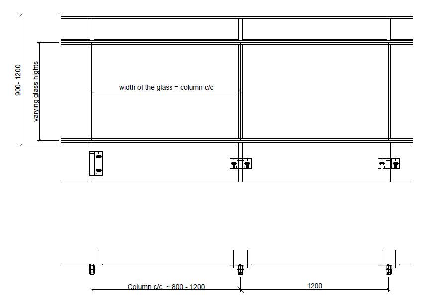 Stairman-piirde-LL70-tehnilised-Rõdupiirde-klaasina